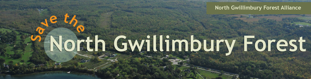 Save the North Gwillimbury Forest